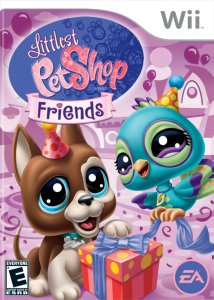 Littlest Pet Shop: Friends til Wii