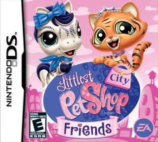 Littlest Pet Shop: City Friends til DS