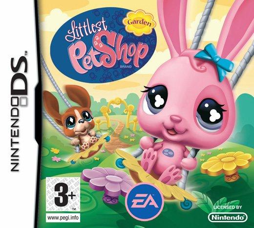 Littlest Pet Shop: Garden til DS