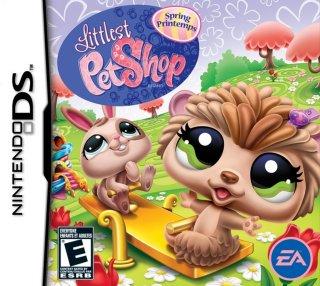 Littlest Pet Shop: Spring til DS