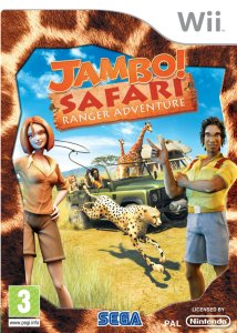Jambo! Safari til Wii
