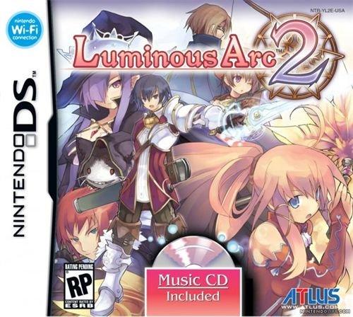 Luminous Arc 2 til DS