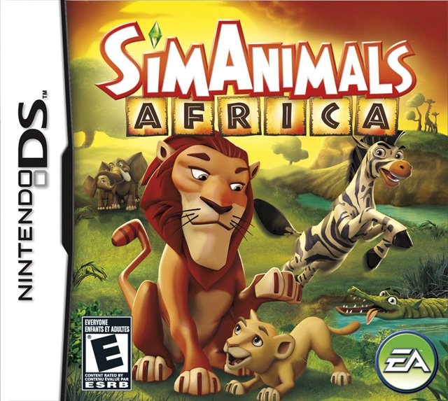 SimAnimals Africa til DS