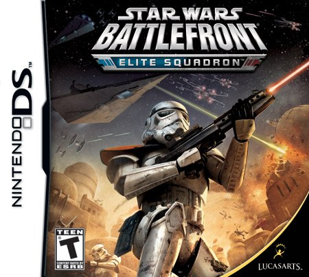 Star Wars Battlefront: Elite Squadron til DS