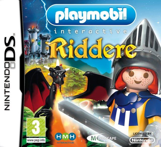 Playmobil Riddere til DS