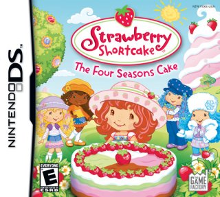 Strawberry Shortcake: The Four Seasons Cake til DS