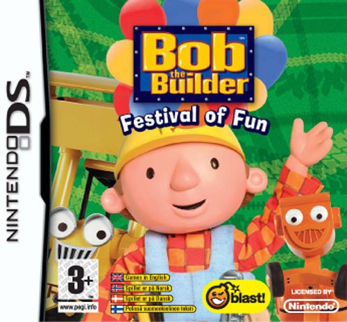 Byggmester Bob: Festival of Fun til DS