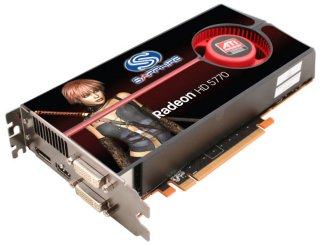 Sapphire Radeon HD 5770