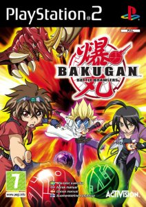 Bakugan: Battle Brawlers til PlayStation 2