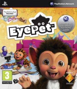 EyePet (med kamera) til PlayStation 3