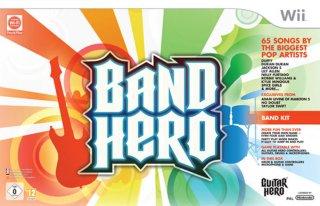Band Hero til Wii