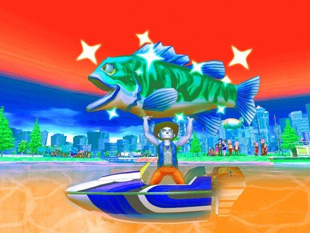 Rapala: We Fish til Wii