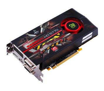 XFX Radeon HD 5770 1024 MB