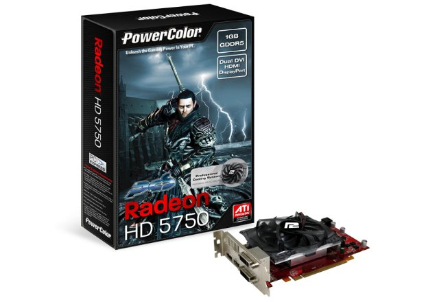 PowerColor Radeon HD 5750 1024 MB