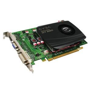 EVGA GeForce GT 220 FTW DDR3