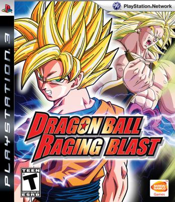 Dragon Ball: Raging Blast til PlayStation 3