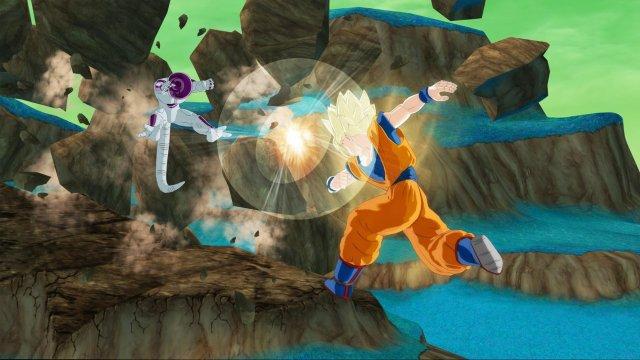 Dragon Ball: Raging Blast til PlayStation 3