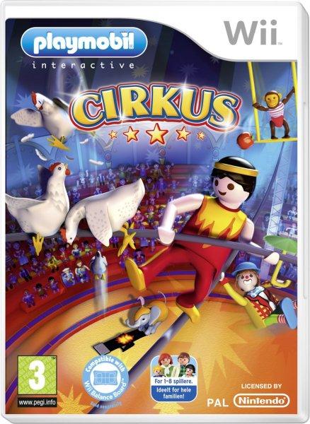 Playmobil Circus til Wii