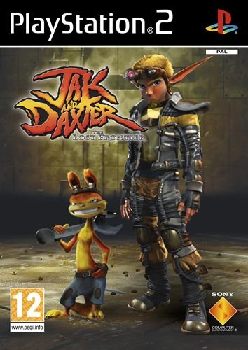 Jak and Daxter: The Lost Frontier til PlayStation 2