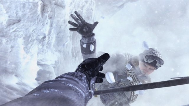 Call of Duty: Modern Warfare 2 til Xbox 360