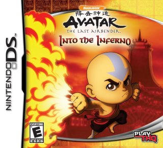 Avatar: The Last Airbender - Into the Inferno til DS
