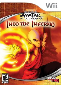 Avatar: The Last Airbender – Into the Inferno til Wii