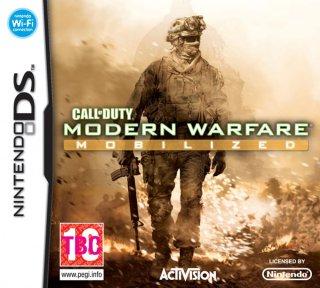 Call of Duty: Modern Warfare: Mobilized til DS