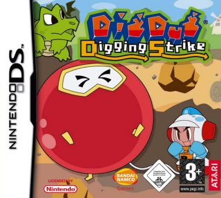 Dig Dug: Digging Strike til DS