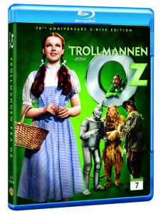 Trollmannen fra Oz (70th Anniversary 2-Disc Edition)