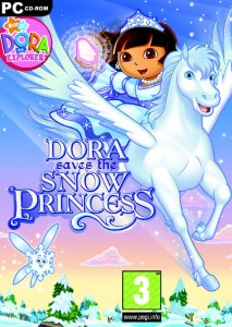 Dora the Explorer: Dora Saves the Snow Princess til PC