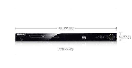 Samsung DVD-P390