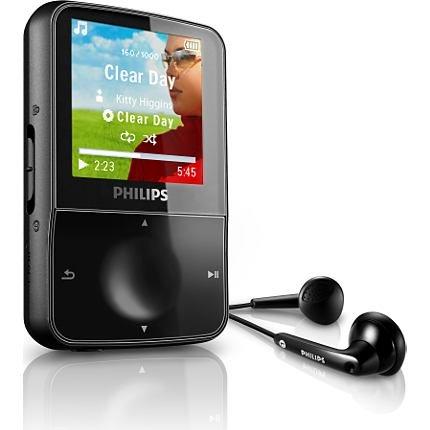 Philips GoGear ViBE 8 GB