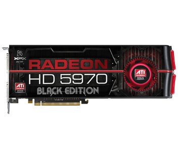 XFX Radeon HD 5970 2 GB  Black Edition
