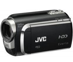 JVC Everio GZ-MG645