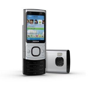 Nokia 6700 Slide med abonnement