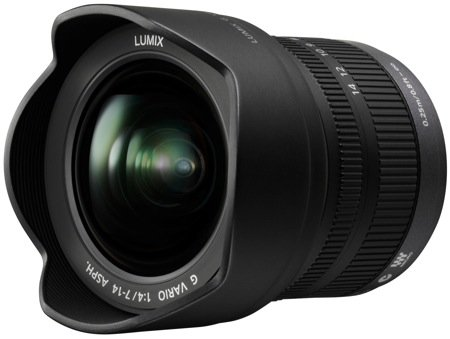 Panasonic Lumix G Vario 7-14mm/F4.0 ASPH