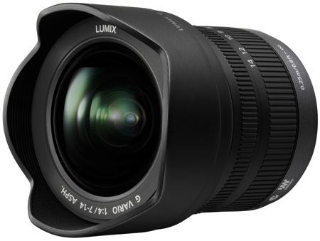 Panasonic Lumix G Vario 7-14mm/F4.0 ASPH