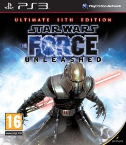 Star Wars: The Force Unleashed (Ultimate Sith Edition) til PlayStation 3
