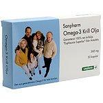 Sanpharm Omega-3 Krill olje