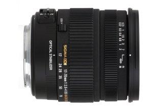 Sigma 17-70mm F2.8-4 DC Macro OS HSM for Pentax
