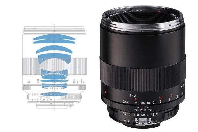 Carl Zeiss Makro-Planar T* 2/100 for Canon