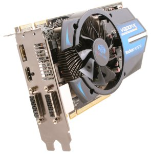 Sapphire Radeon HD 5770 Vapor-X 1GB