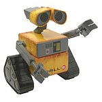 Disney Wall-E 3D Bath and Shower Gel