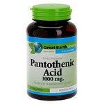 Great Earth B-5 Pantothenic acid