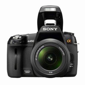 Sony Alpha DSLR-A450