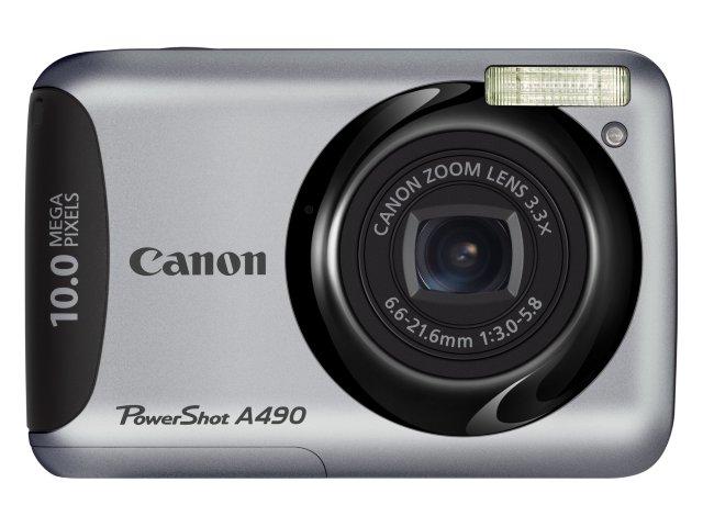 Canon PowerShot A490