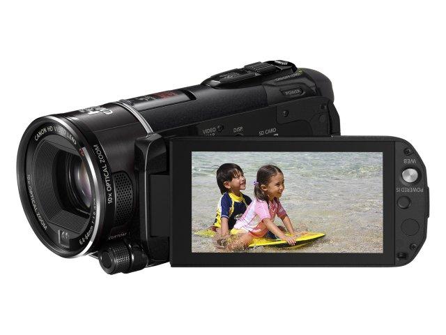 Canon Legria HF S200