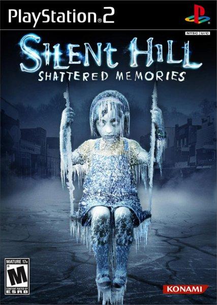 Silent Hill: Shattered Memories til PlayStation 2