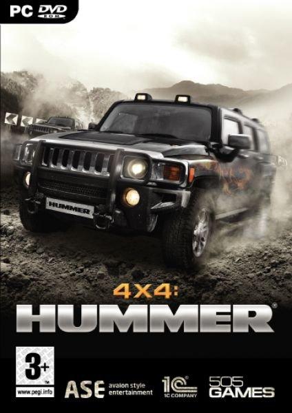 4x4 Hummer til PC - Nedlastbart