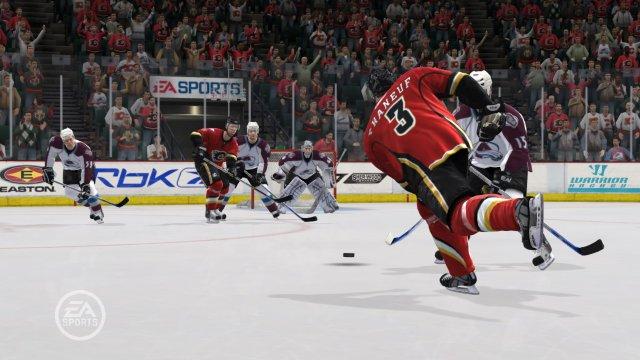 NHL 09 til PC - Nedlastbart